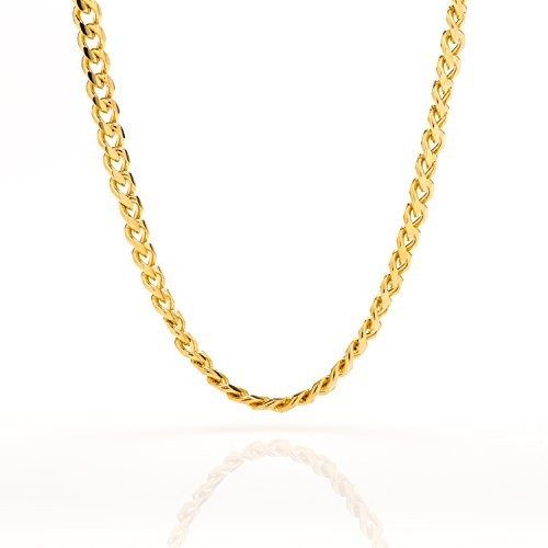 5MM Gold Cuban Link Chain