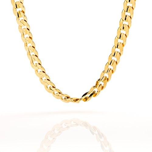 6MM Gold Cuban Link Chain