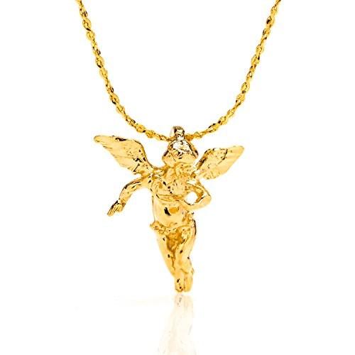 Cherub Angel Pendant