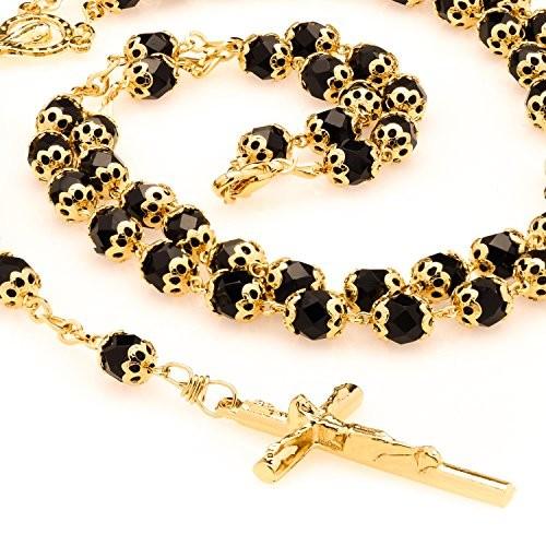 Black Gold Rosary