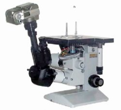 METAM RV Metallographic Inverted Microscope