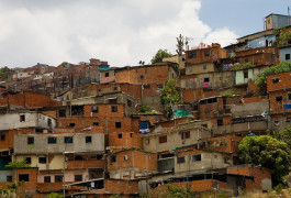 Shaky ground:  Caracas is one of the most dangerous cities in the world, making autism research a risky proposition.   © shutterstock.com / Zdorov Kirill Vladimirovich