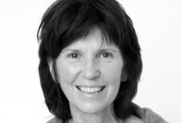 Portrait of scientist Connie Vasari