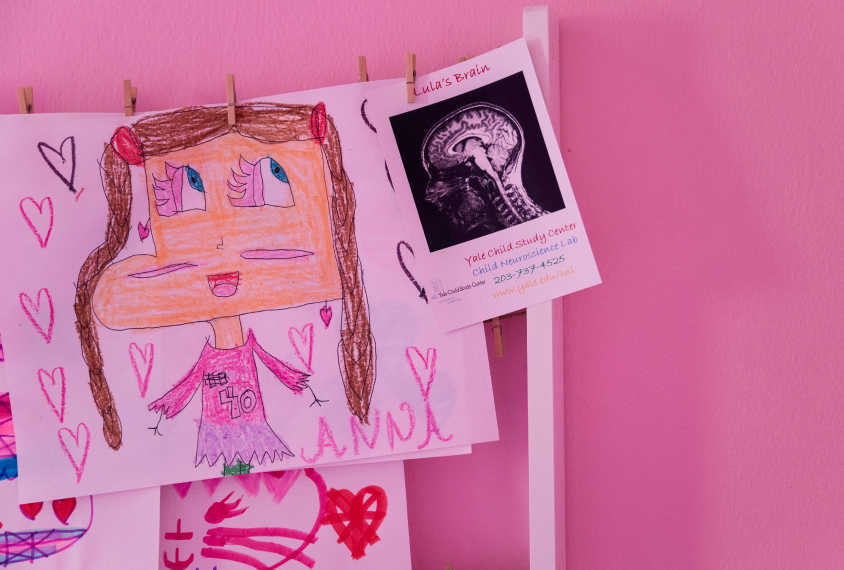 Girl brain: There are intriguing hints that in girls with autism, the social brain works differently than it does in boys with the condition. Photographs by Christina Pye