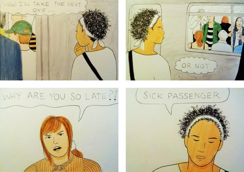 Artist With Autism Illustrates >> Yircomics Combo Sick 03 Spectrum Autism Research News