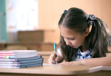 Study skills: Studying for a test requires good executive function, a set of abilities that includes short-term memory and self-control.©iStock.com / velvelvel