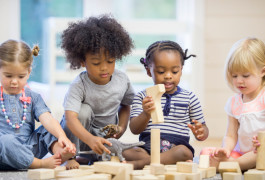 Color conundrum: Black and Hispanic children are less likely to get an autism diagnosis than are white children. ©iSTock.com / Christopher Futcher