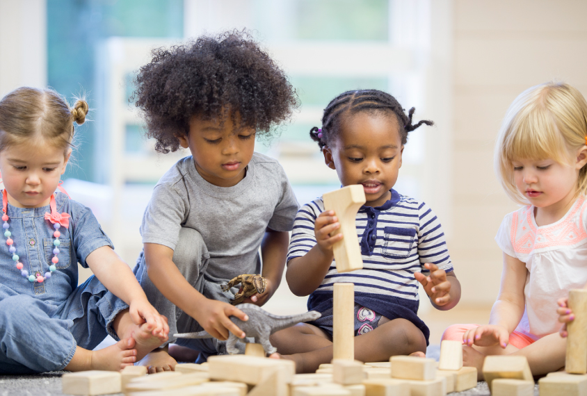 Toys For Minorities : Disparities in autism diagnosis may harm minority groups