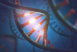 Hot zone: Some stretches of DNA serve as landing strips for regulatory proteins, and minor changes to these sequences may influence a person's risk of autism. ktsdesign / Shutterstock.com