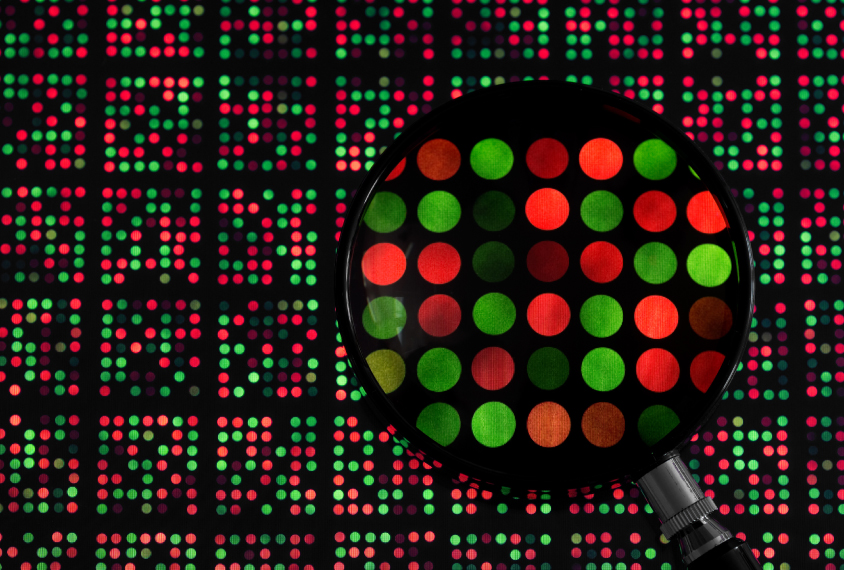 how to normalize gene expression data