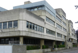Evacuation order: The Tinbergen Building was home to numerous experimental psychology labs at the University of Oxford.Courtesy of Oxford77