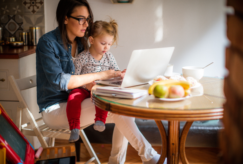 should mothers stay at home and The share of mothers who stay at home has risen over the past decade, reversing a long-term decline in stay-at-home mothers.