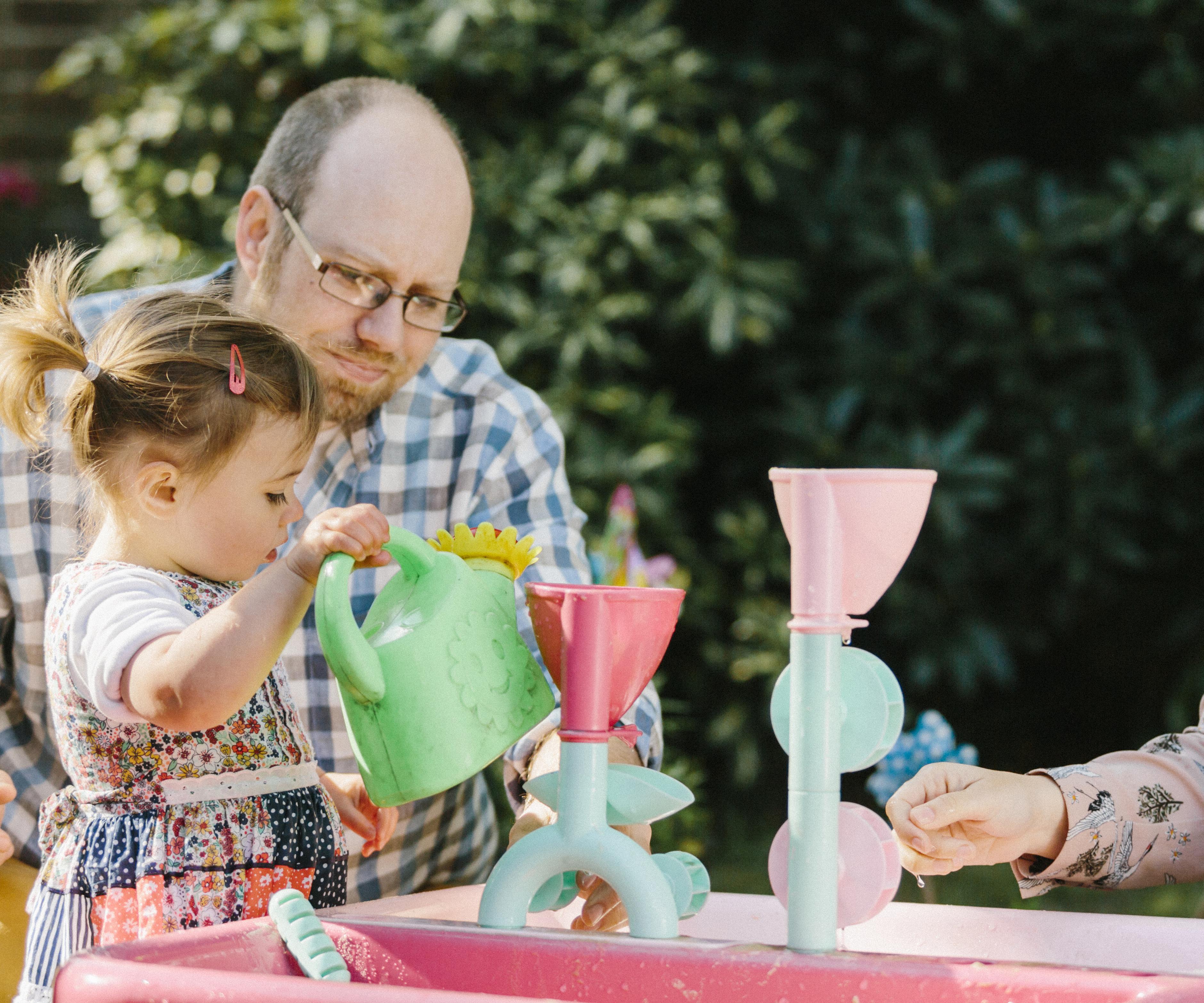 The unexpected plus of parenting with autism Spectrum