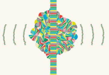 Spectrum stories podcast logo