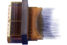 a neuron-recording device