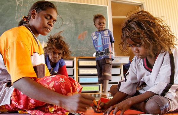 education of aboriginal children