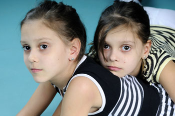 Twin study suggests girls are protected from autism risk