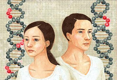 Distinct Differences Mark Male Female >> Distinct Differences Mark Male Female Autism Brains Spectrum