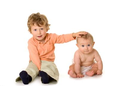 Baby talk: By the end of their first year, infants who go on to develop autism already show distinct features of the disorder.