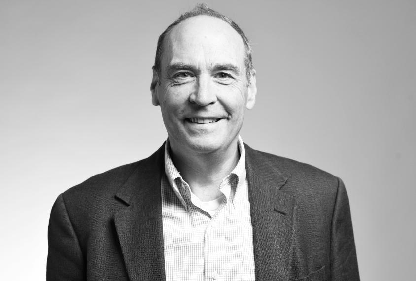 Portrait of Mark Bear