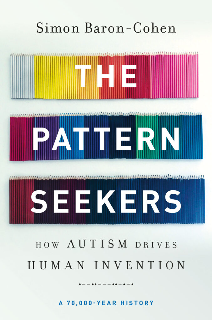 The Pattern Seekers, book jacket Image