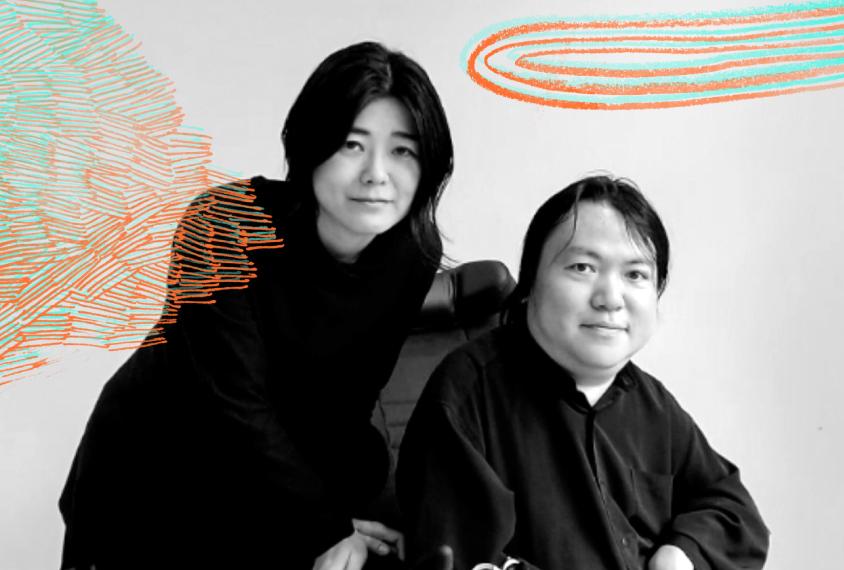 Shin-iChiro Kumagaya和Satsuki Ayaya肖像