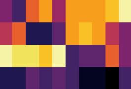 Heatmap情节显示每个遗传变异加自闭症组的不同之处。