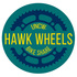 UNCW Hawk Wheels