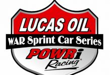 POWRi WAR Sprint Car Series