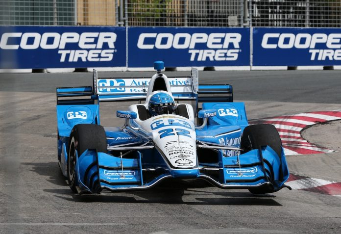 Ppg Team Penske Ink Long Term Contract Speed Sport
