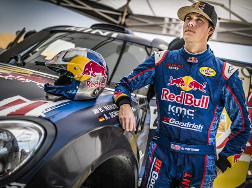 Bryce Menzies keeps himself busy with a number of different off-road events throughout the course of the year. (Red Bull Photo)