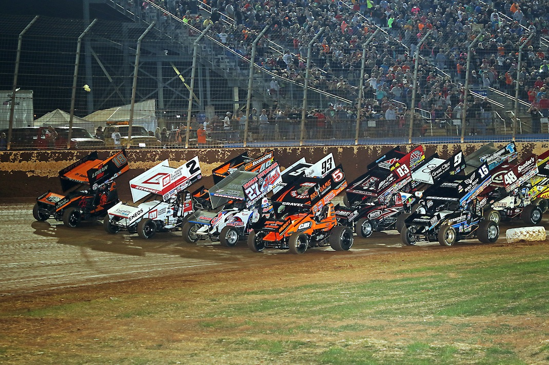 Busy Schedule Set For World Of Outlaws Sprint Cars Page