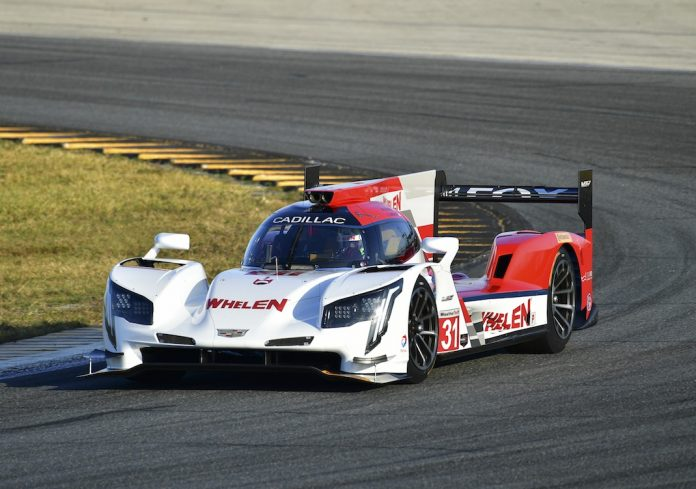 Cadillac Dpi V R Gets Up To Pace At Daytona Speed Sport
