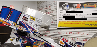 Sprint Car Raffle