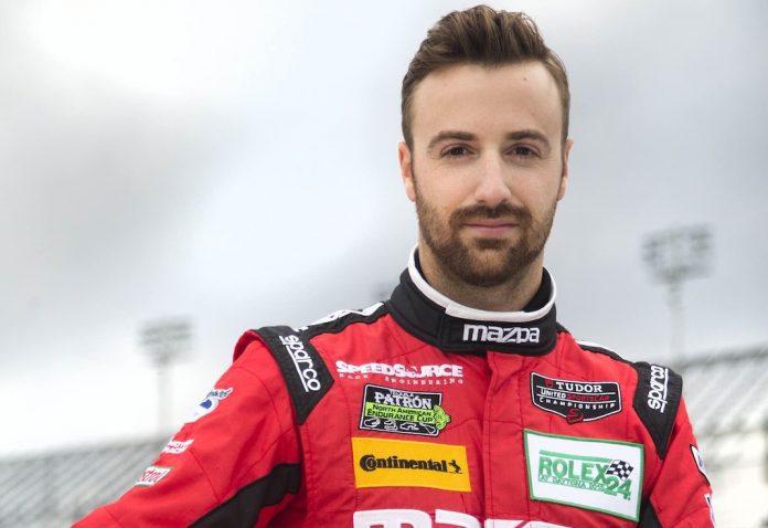 Rolex 24 Daytona >> James Hinchcliffe Joins Mazda For Daytona | SPEED SPORT