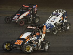 National midget series racing