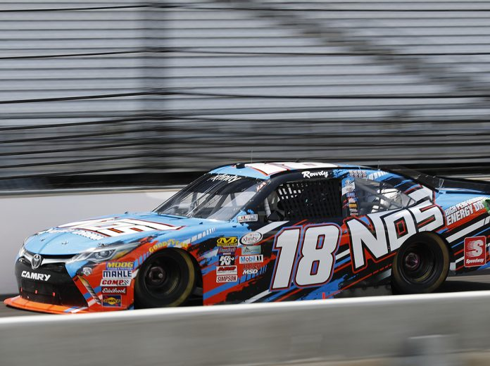Kyle Busch Motorsports >> Kyle Busch Set For 10 XFINITY Races | SPEED SPORT