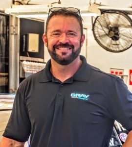 Shane Gray Enters Opening Nhra Rounds Speed Sport