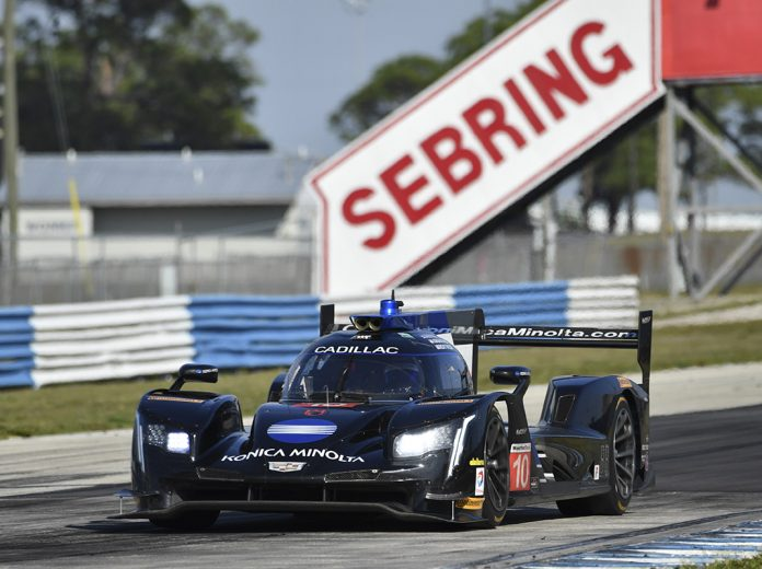 Prototype Field Ready For Challenge Of Sebring | SPEED SPORT