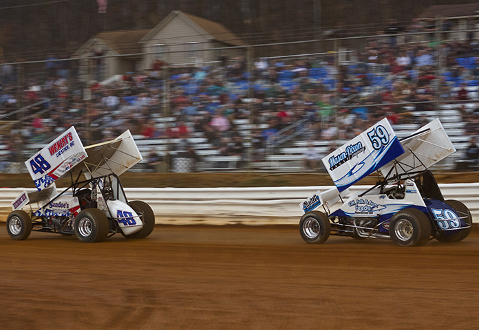 Danny Dietrich Does It Again At Lincoln Speed Sport