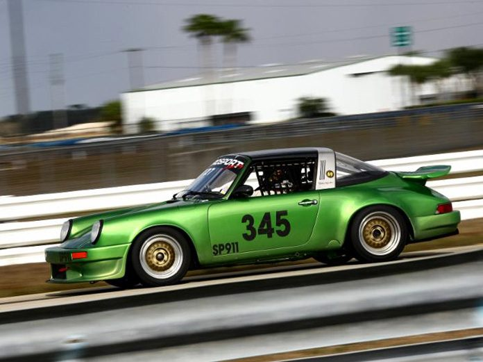 From Nuclear Engineer To Porsche Club Racer SPEED SPORT - Porsche club racing