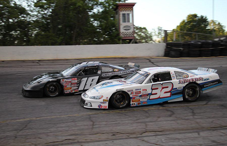 Cars Tour Hickory Motor Speedway