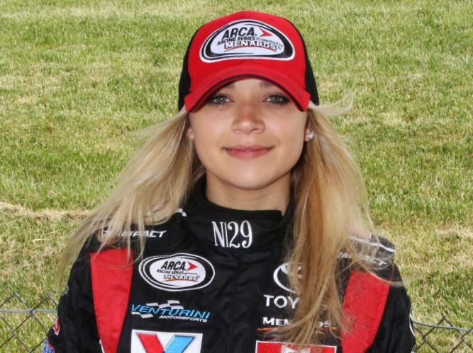 Natalie Decker Gets A Champion S Advice Speed Sport