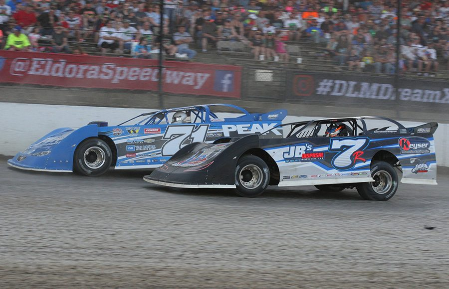 Dirt Late Model Dream