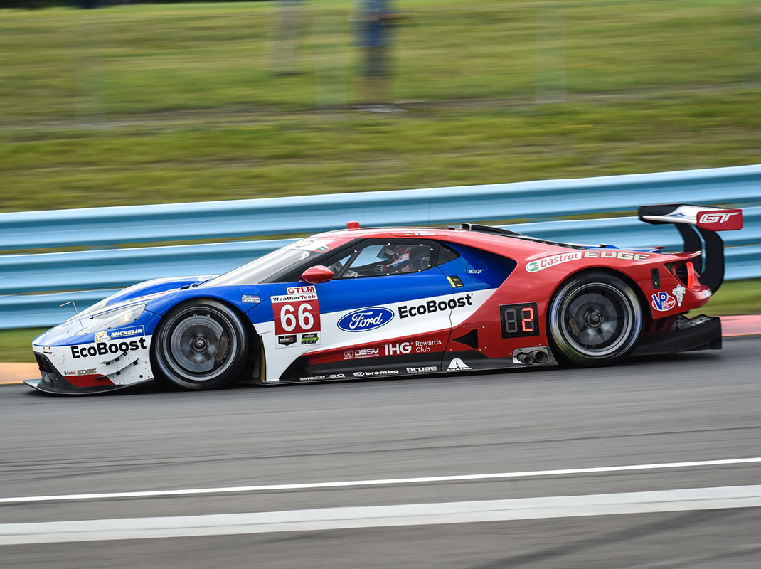 Joey Hand Ford Gt The Glen