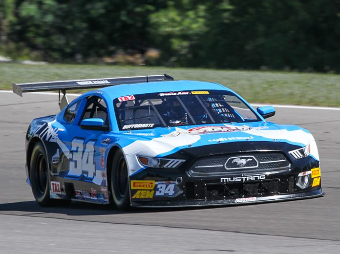 Ford Mustang Ta2 Trans Am Race Car For Sale: Buffomante Wires Brainerd Trans-Am TA2 Field