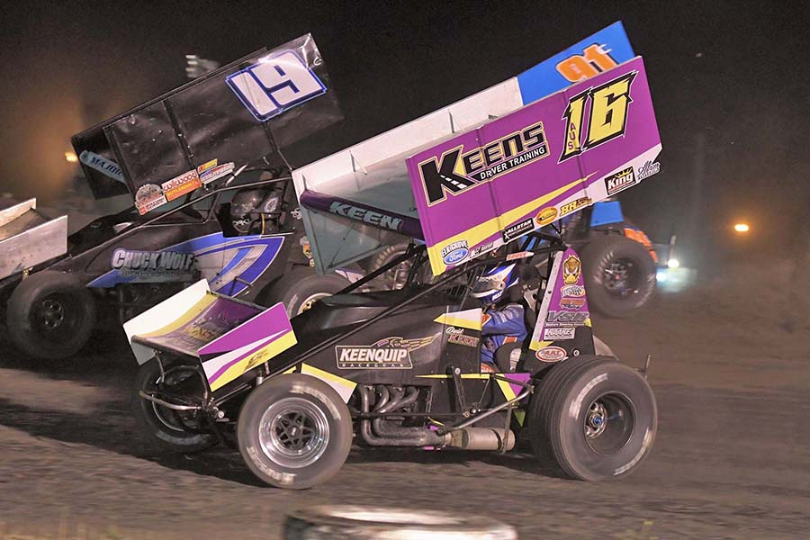 Elk Grove Ford Sprint Car Challenge Tour