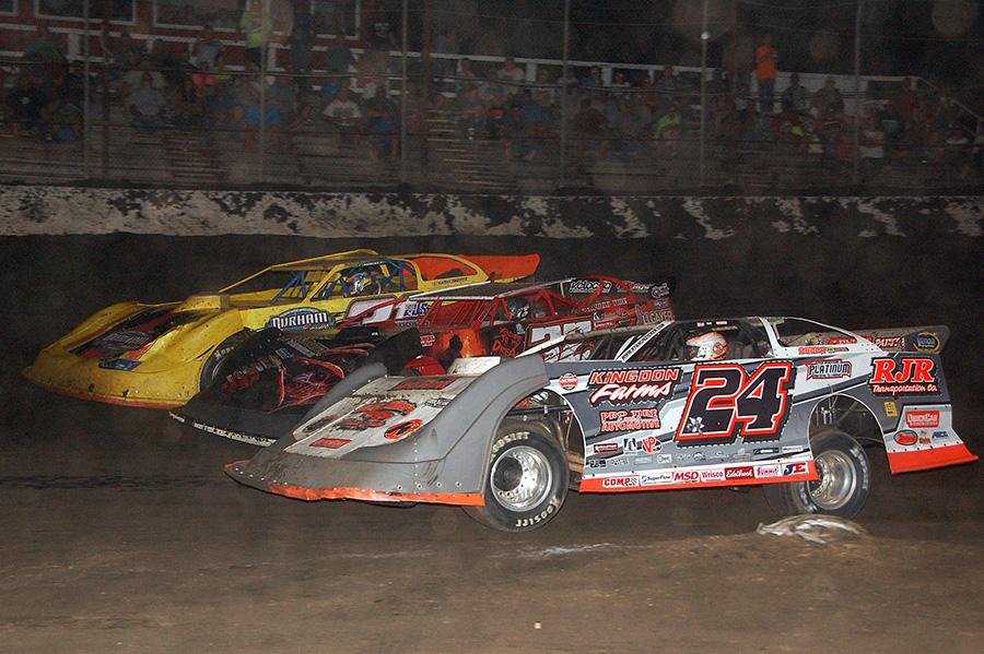 Pierce Race Cars: PHOTOS: Herald & Review 100