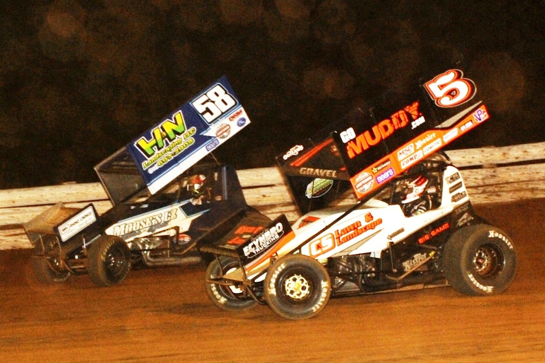 World Of Outlaws Craftsman Sprint Car Series History