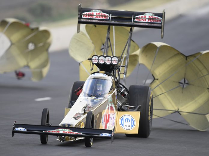 Pritchett Powers To No. 1 At Bandimere | SPEED SPORT